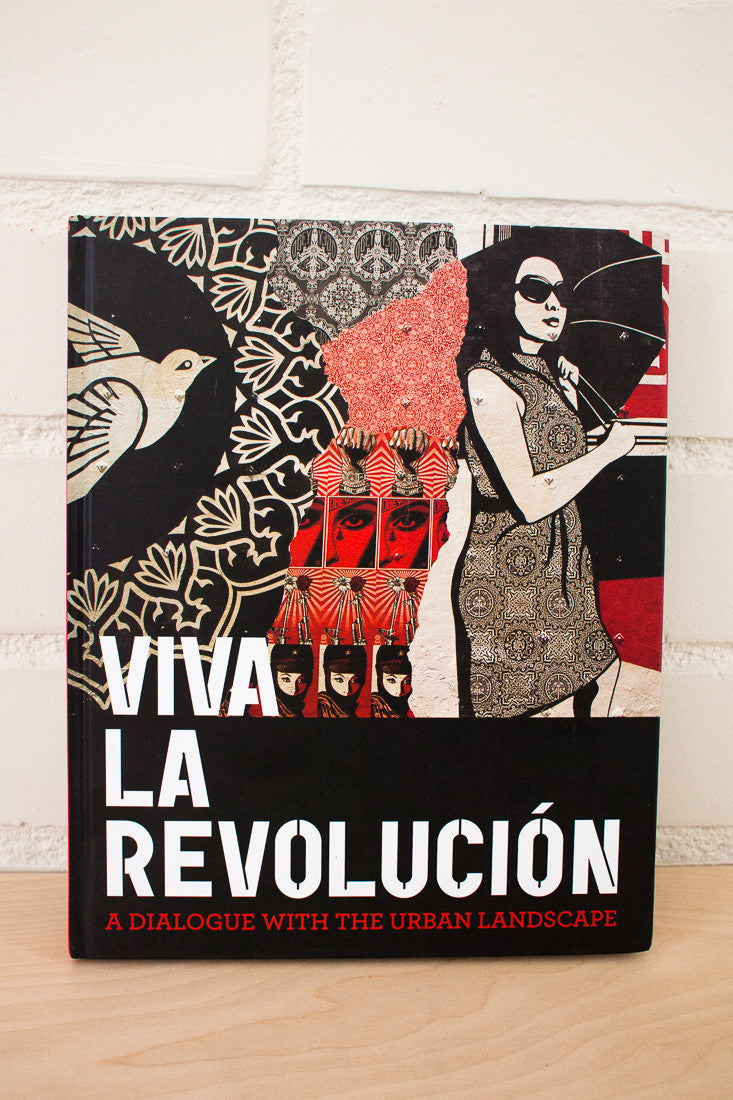 viva la revolution - a dialog with the urban landscape