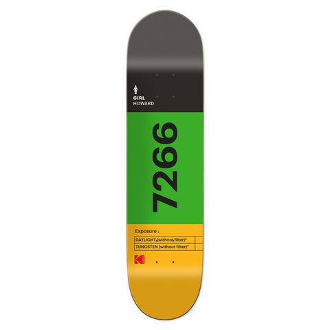GIRL | Howard Kodak Skate Deck