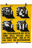 WALLACE BERMAN POSTER | Untitled (CMN/Thumb)