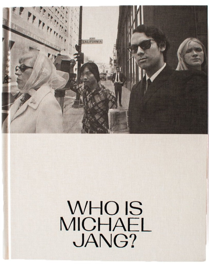 WHO IS MICHAEL JANG?