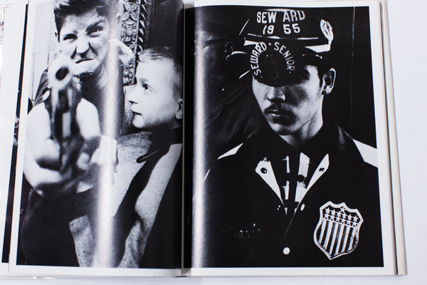 WILLIAM KLEIN PHOTOGRAPHS