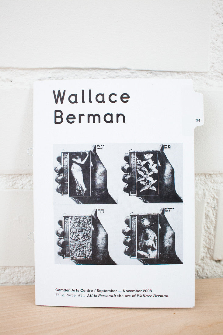 ALL IS PERSONAL | The Art of Wallace Berman