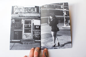 WEST SIDE RENDEZVOUS | zine