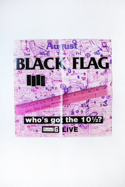 BLACK FLAG | Who's Got The Ten and a Half PROMO