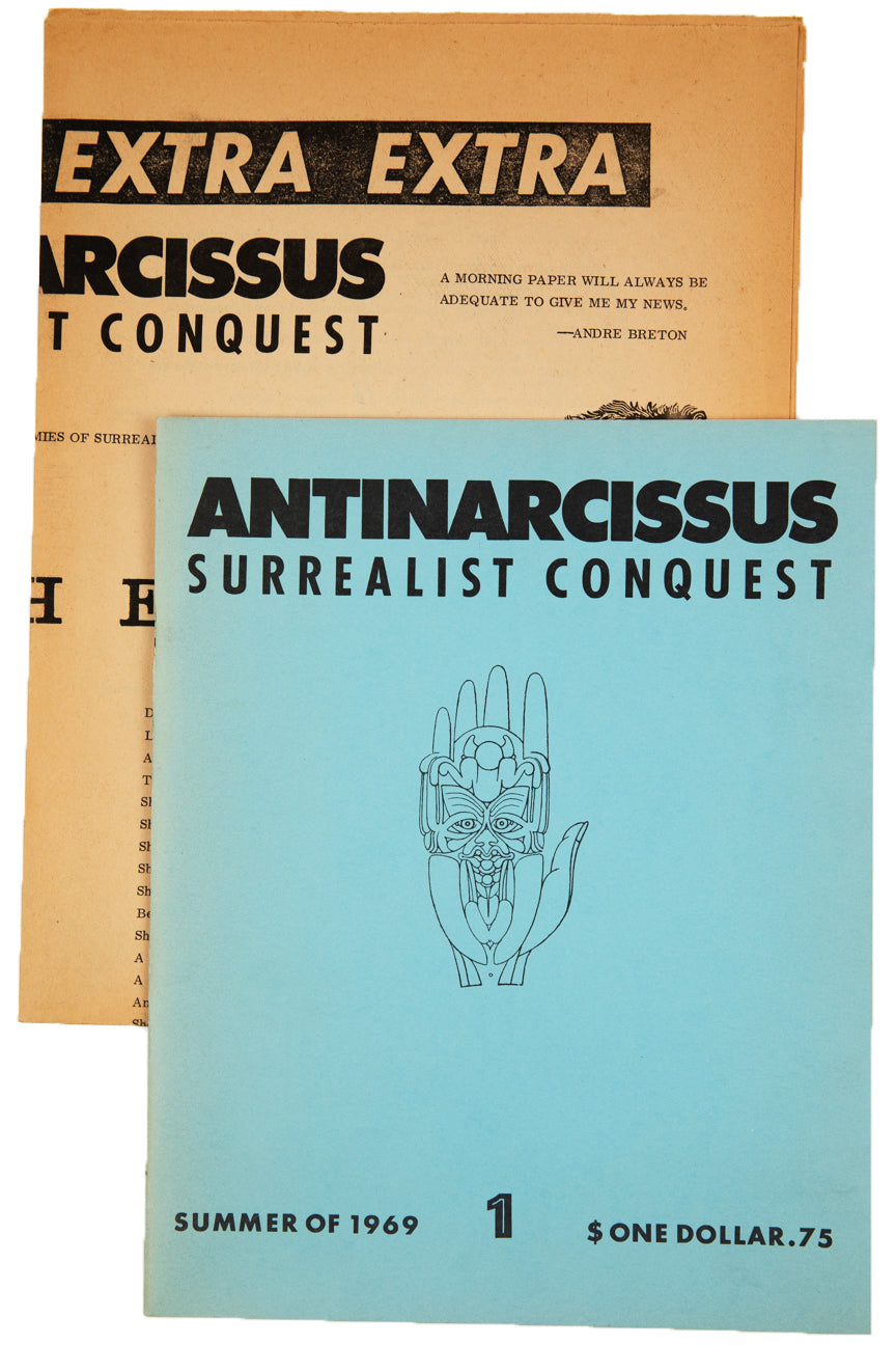 ANTINARCISSUS SURREALIST CONQUEST 1