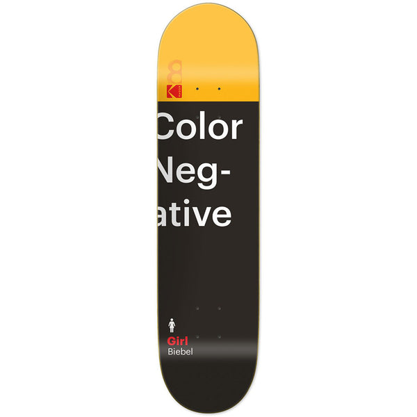GIRL | Biebel Kodak Skate Deck