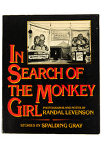 Load image into Gallery viewer, IN SEARCH OF THE MONKEY GIRL