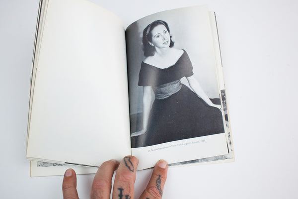 A PHOTOGRAPHIC SUPPLEMENT TO THE DIARY OF ANAIS NIN