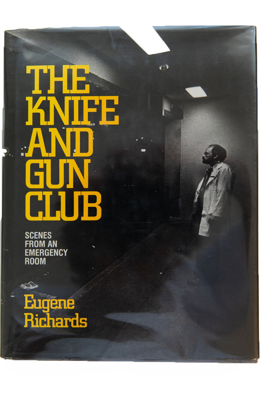 THE KNIFE AND GUN CLUB | Scenes From An Emergency Room