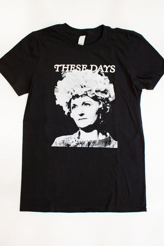These Days T-Shirt | The Smiths