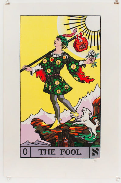 THE FOOL | SCREENPRINT