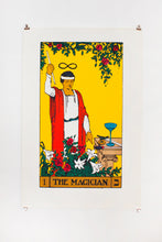 Load image into Gallery viewer, THE MAGICIAN | SCREENPRINT