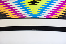 Load image into Gallery viewer, NAVAJO OP | VINTAGE BLACKLIGHT SCREENPRINT