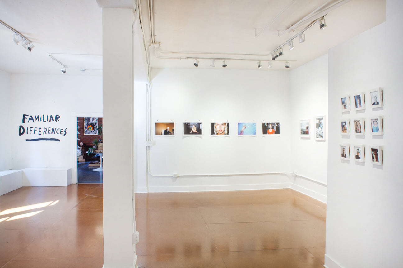 FAMILIAR DIFFERENCES | A group photography exhibition curated by Innocnts