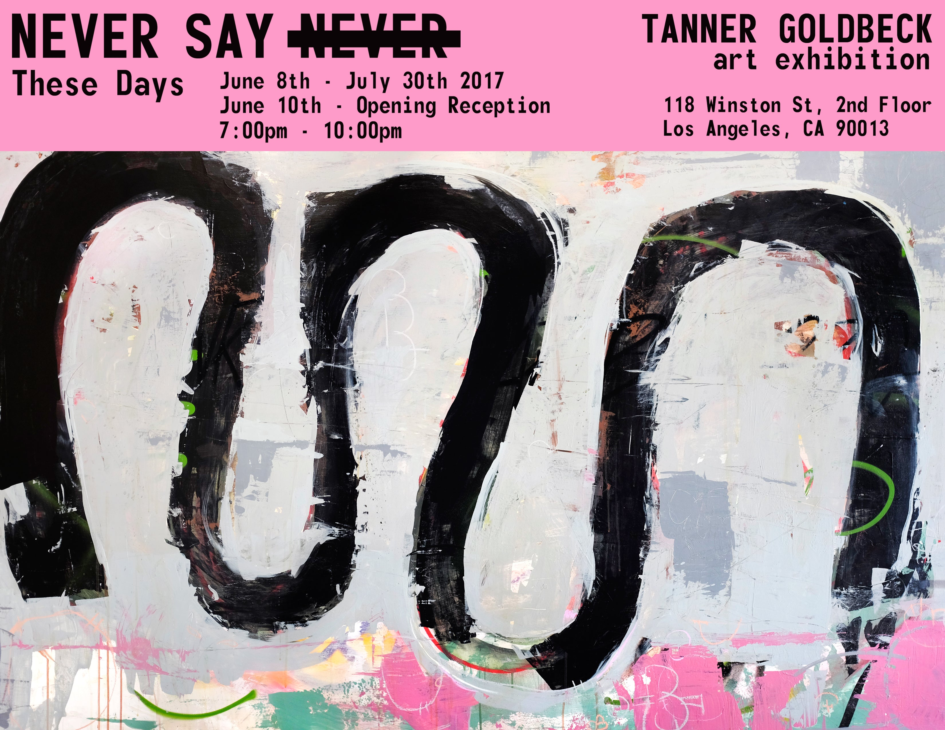 NEVER SAY NEVER | Tanner Goldbeck