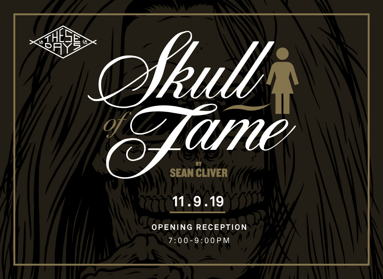 SKULL OF FAME | Sean Cliver for Girl Skateboards