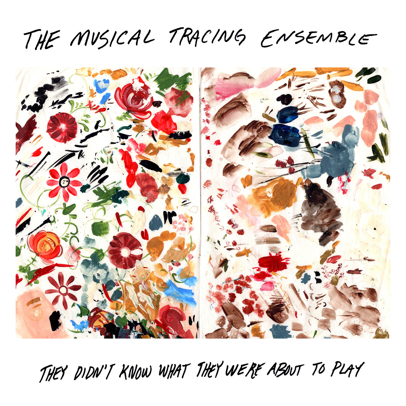 THE MUSICAL TRACING ENSEMBLE | Cassette Release Show