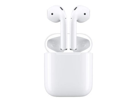 Apple In Ear Apple AirPods bluetooth headset - Hvid