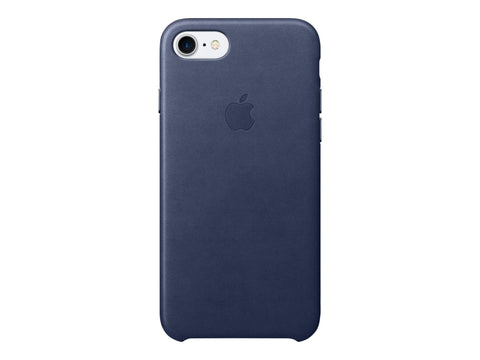Apple iPhone 7 Apple iPhone 7 læder cover - Midnatsblå