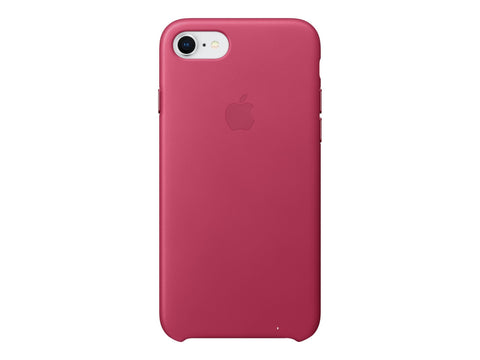 Apple Mobiltelefon Apple iPhone 7 / iPhone 8 læder cover - pink
