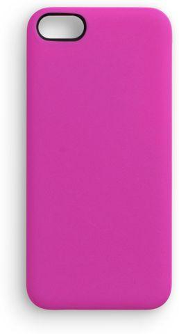 eSTUFF Covers eSTUFF iPhone 5 / 5S / SE cover - pink