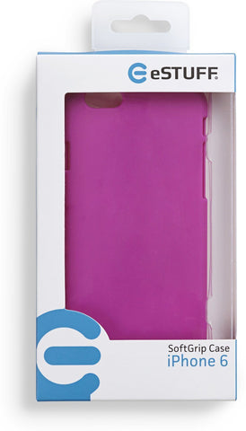 eSTUFF Covers eSTUFF iPhone 6 / 6S cover - pink