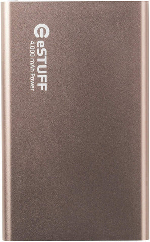 eSTUFF Powerbank eSTUFF Powerbank 4.000mAh - Rose Gold