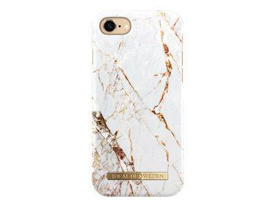 iDeal of Sweden Mobiltelefon iDeal of Sweden Fashion Case A/W16 iPhone 7 cover - Carrara Gold