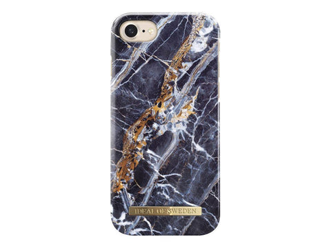 iDeal of Sweden Mobiltelefon iDeal of Sweden Fashion Case A/W17 iPhone 7 cover - Midnight Blue Marble