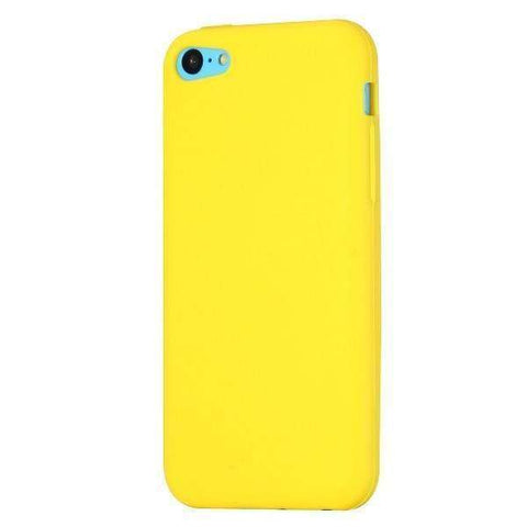 MonkeyMobil.dk Covers iPhone 5C cover - gul