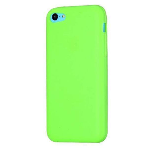 MonkeyMobil.dk Covers iPhone 5C cover - limegrøn