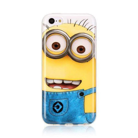 MonkeyMobil.dk Covers iPhone 5C cover - Minion 2