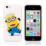 MonkeyMobil.dk Covers iPhone 5C cover - Minion 3