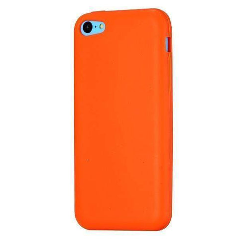 MonkeyMobil.dk Covers iPhone 5C cover - orange