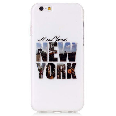 MonkeyMobil.dk Covers iPhone 6/6S cover - New York