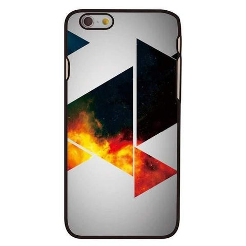 MonkeyMobil.dk Covers iPhone 6 Plus cover - flammer