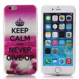 MonkeyMobil.dk Covers iPhone 6 Plus cover - keep calm...