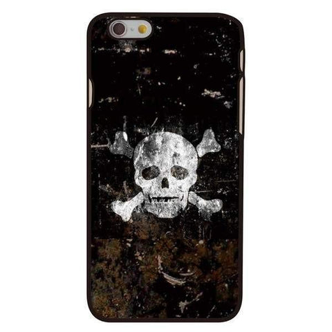 MonkeyMobil.dk Covers iPhone 6 Plus cover - scull