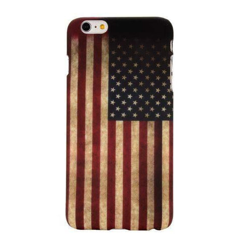 MonkeyMobil.dk Covers iPhone 6 Plus cover - USA Flag