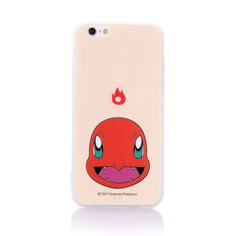 MonkeyMobil.dk Covers iPhone 6S / 6 cover - Charmander hoved