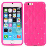 MonkeyMobil.dk Covers iPhone 6S / 6 cover - Funklende pink