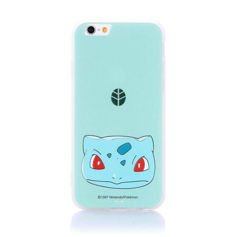 MonkeyMobil.dk Covers iPhone 6S Plus / 6 Plus cover - Bulbasaur hoved