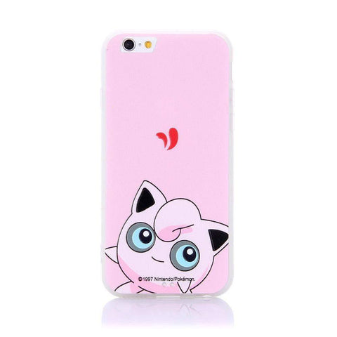 MonkeyMobil.dk Covers iPhone 6S Plus / 6 Plus cover - Jigglypuff