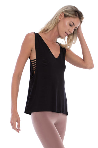 BLACK SCOOP WANDERER TANK