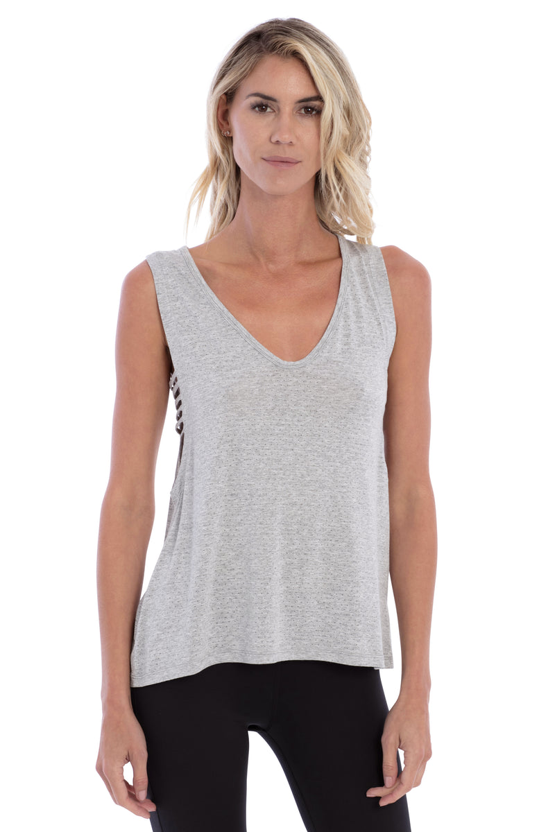 GREY SCOOP WANDERER TANK