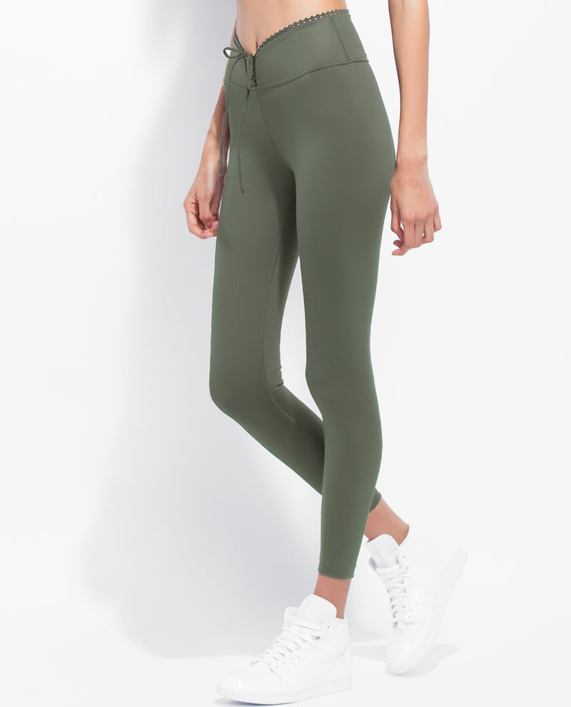 CLOUD NINE  LEGGING  ARMY
