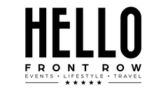 Hello Front Row Logo