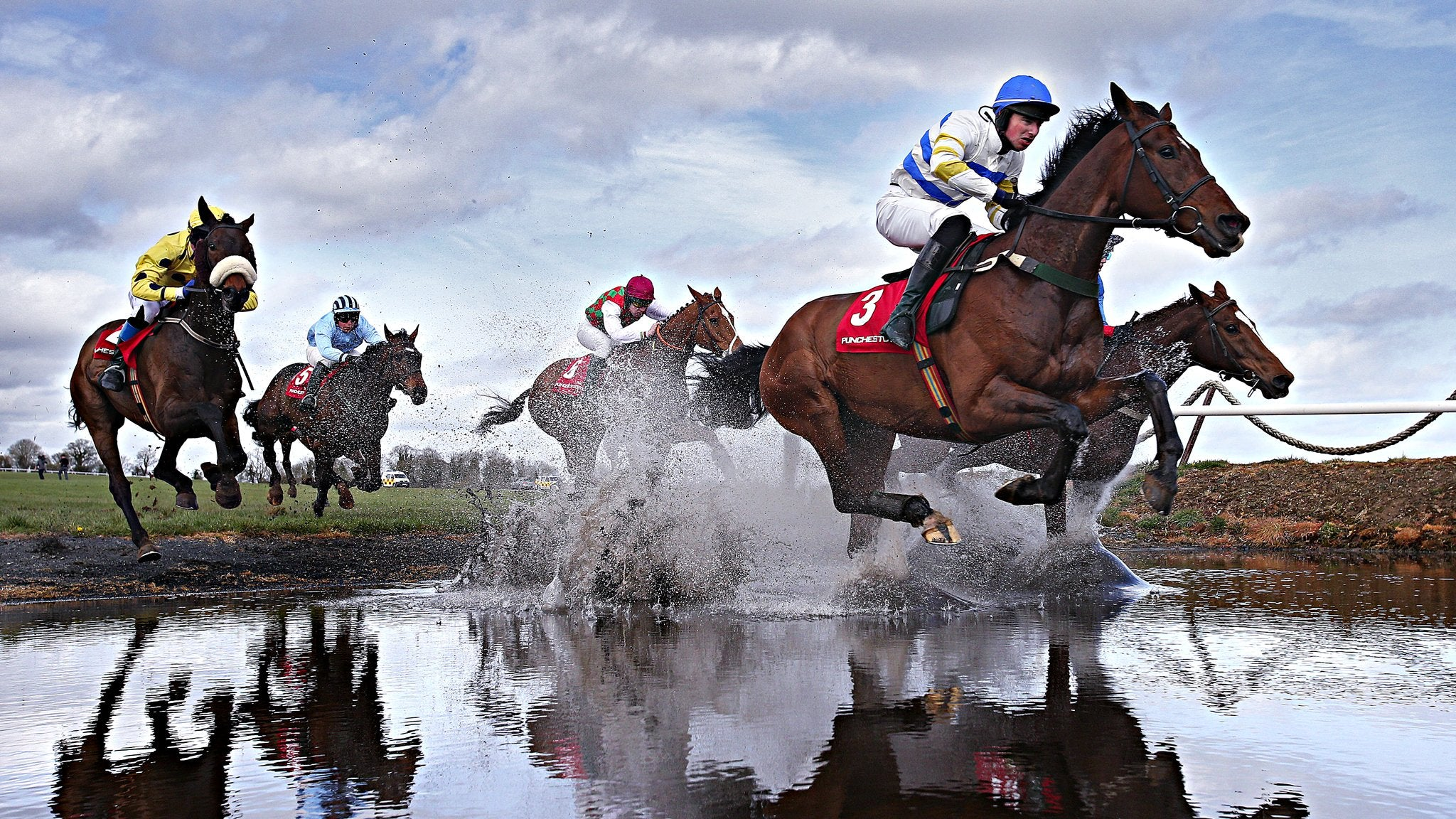 Punchestown Festival 2 Nights K Club Resort Package 2019 - Front Row Events