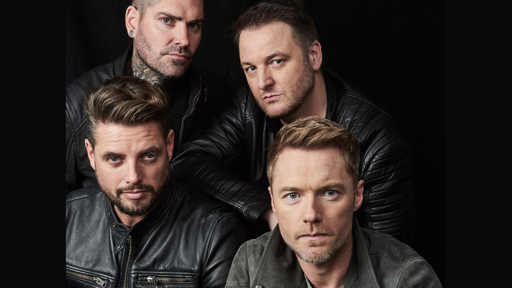 BOYZONE VIP PACKAGES - LONDON (Now Limited) - Front Row Events
