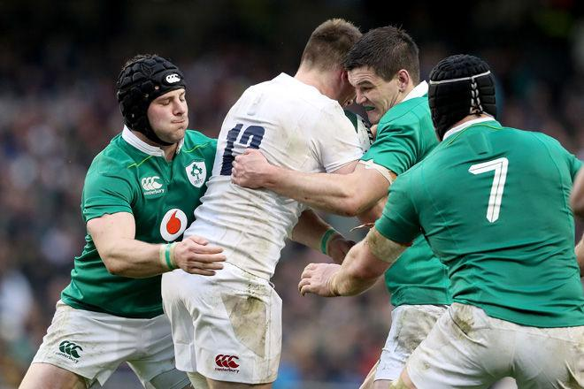 RBS Six Nations Ireland Vs England - Front Row Events